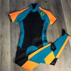 Body Glove Wet Suit Short Sleeve Size ML